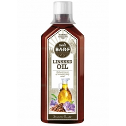 Canvit BARF Linseed Oil 500 ml
