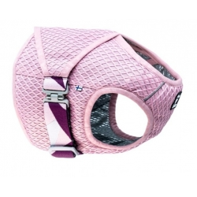 Hurtta Cooling Wrap růžová Vesta chladící