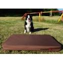 matrace pro velké psy DOGMANS runway 150x120 červená- dogmans Liberec