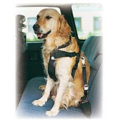 Bezpečnostní postroj na psa do auta - Trixie