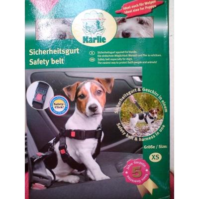 Bezpečnostní postroj na psa do auta - Karlie