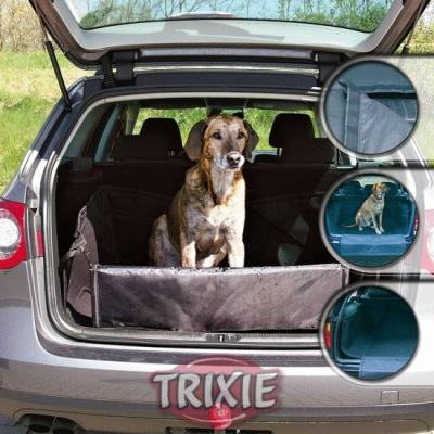 Trixie Ochranný Auto potah Anti slip Kombi vana s jazykem