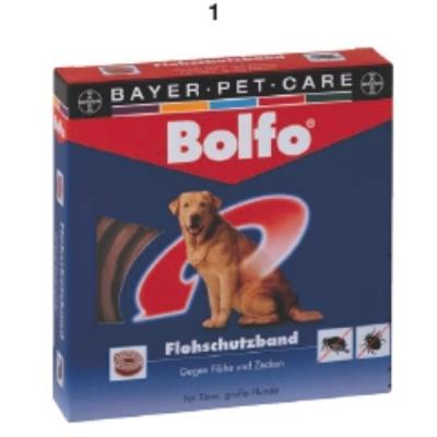 Bolfo antiparazitní obojek - velký pes