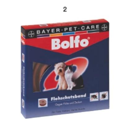 Bayer Bolfo 38 obojek pro kočky a malé psy