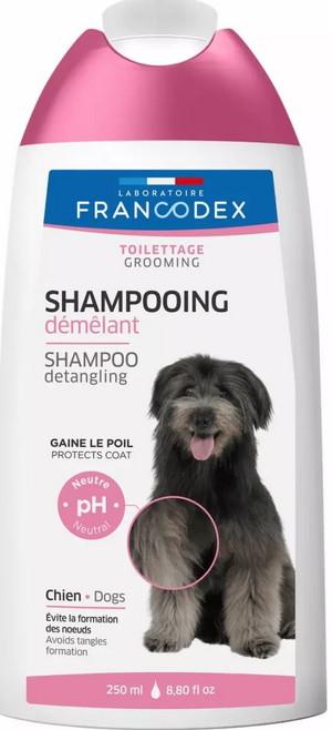 francodex šampon s kondicionerem na psa
