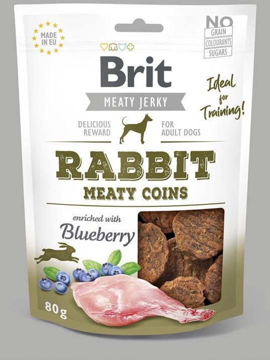 Brit pamlsek Coins Rabbit